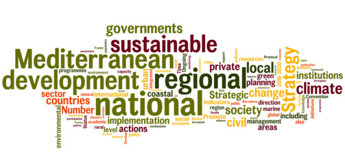 Towards a green economy in the Mediterranean