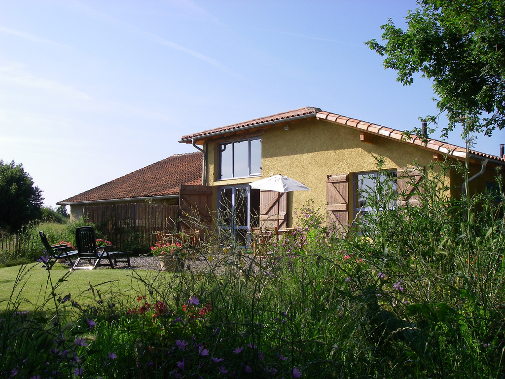 Midi-Pyrénées, The Eco-Logis of Ensarnault photo toprural