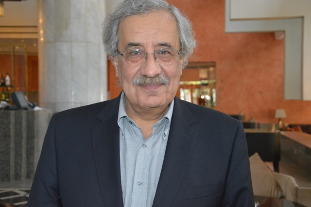 Charbel Nahas, economist and former labor minister of Lebanon. ©NBC