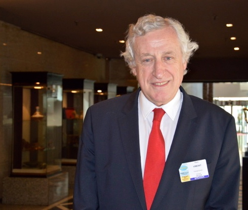 Pierre Vimont is an expert in European Neighborhood Policy, Transatlantic Relations and french Foreign Policy ©NBC