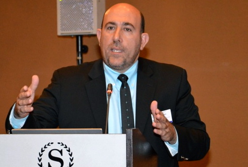 Osama Kadi, Syrian Economic Task Force SETF is an economic research group. ©NBC