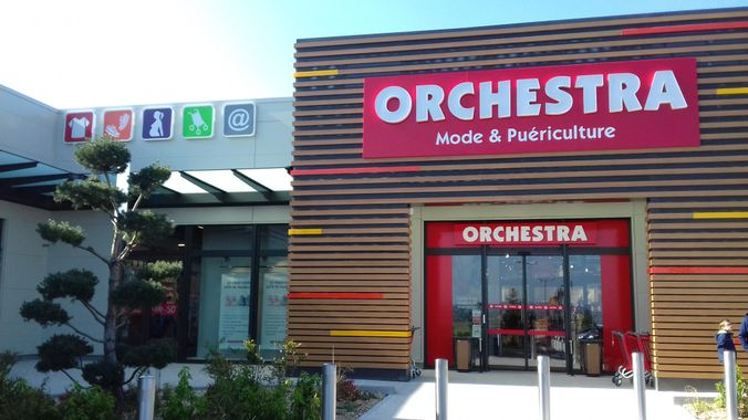 Orchestra was taken over in June 2020 (photo: DR)
