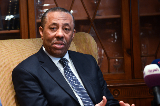 Abdallah el-Thani resigns (photo: DR)