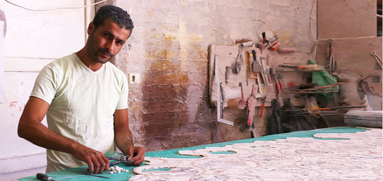 Thanks to EBRD and Faten, Palestinian small businesses will be able to benefit from advantageous loans (photo: EBRD)