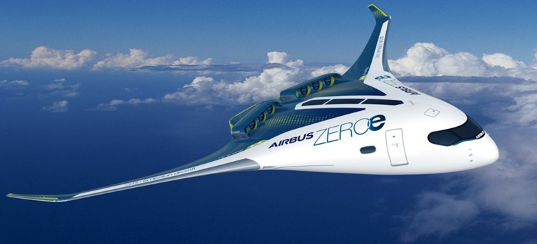The future green aircraft will save jobs (photo: Airbus)