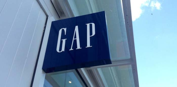 The Gap brand could disappear from Europe (photo: DR)