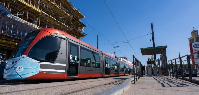 Casablanca will build two new tramway lines (Photo: AFD)