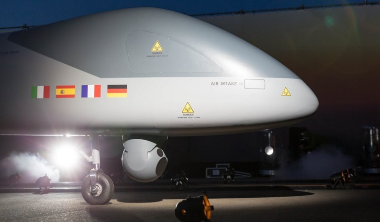 The Airbus European MALE is concerned by the new financial programme for a Europe of Defence (photo: Airbus/Schwarzbild Medienproduktion - Max Thum).