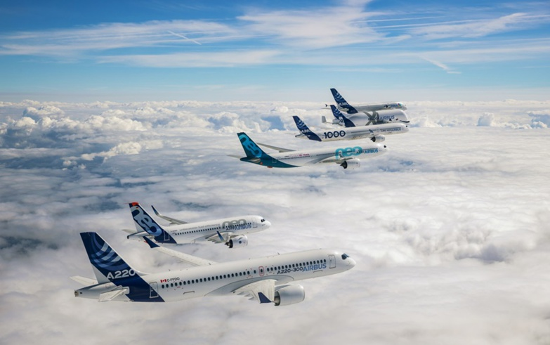 Airbus wants to lay off 5,000 employees in France (photo: Airbus /S.Ramadier)