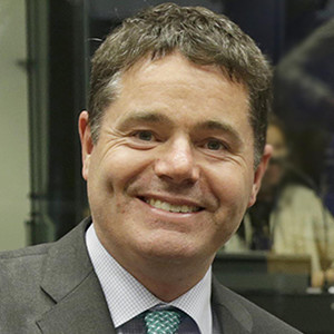 Paschal Donohoe takes over the Presidency of the Eurogroup