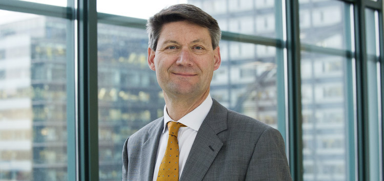 Philip ter Woort will take up his post as EBRD director for the Eastern Mediterranean on 1 July 2020 (photo: EBRD).