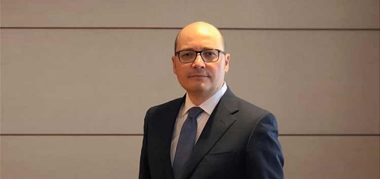 Baris Dincer will report to Istanbul-based Arvid Tuerkner (photo: EBRD)