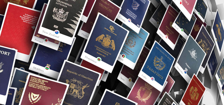 Passports from the North of the Mediterranean are well positioned in this ranking, those from the South much less so (photo: Henley & Partners).