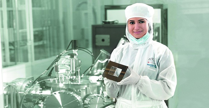 Women account for only 28% of engineering graduates (photo: L'Oreal-Unesco)