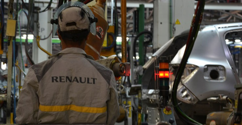 Renault group vehicle sales plunged 21.3% (photo: F.Dubessy)