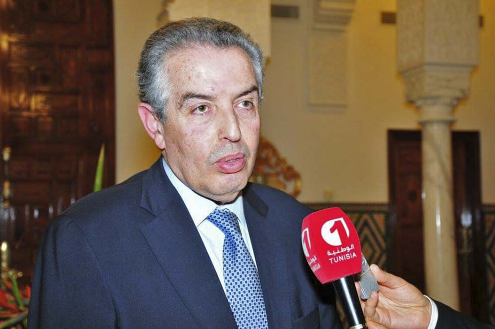 Tarak Chérif is president and founder of the Conect (photo Conect).