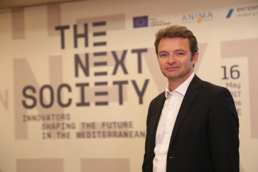 Emmanuel Noutary, General Delegate of Anima Investment Network, leader of The Next Society (photo: DR)