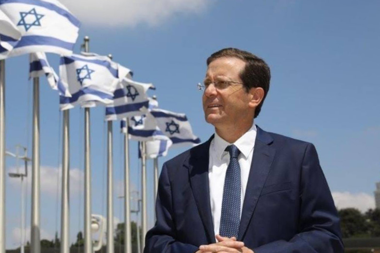 Isaac Herzog will take office in July 2021 (photo: Knesset)