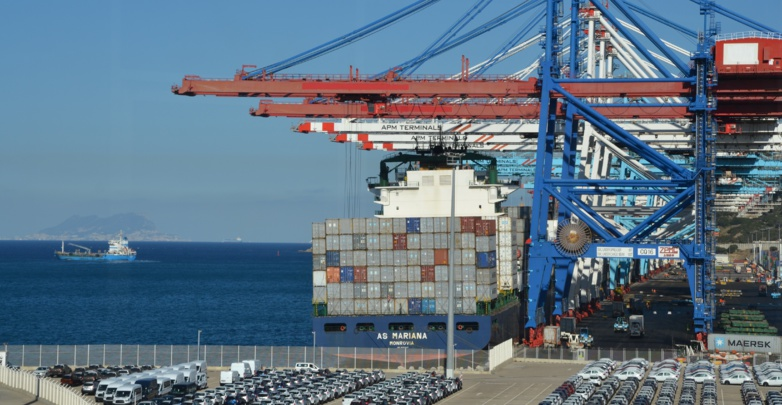 The recovery in Europe favours Moroccan exports (photo: F.Dubessy)