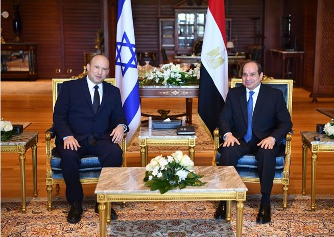 Egypt at the heart of the revival of the peace process between Israel and Palestine
