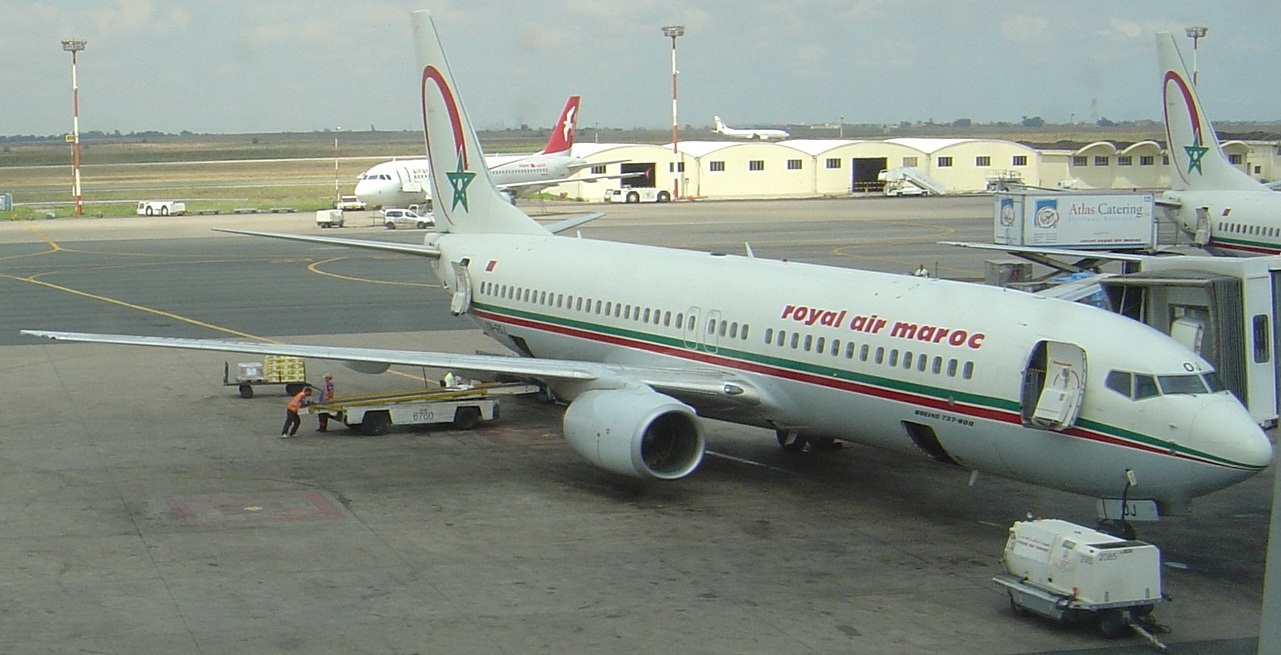 Moroccan planes are now banned from Algeria (photo: F.Dubessy)