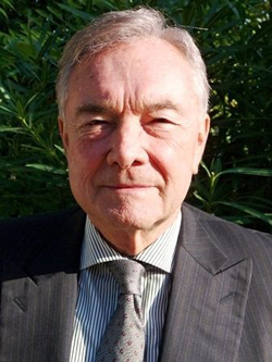 Jean-Louis Reiffers is President of the Scientific Committee of Femise and of the Institut de la Méditerranée in France. (Photo N.B.C)