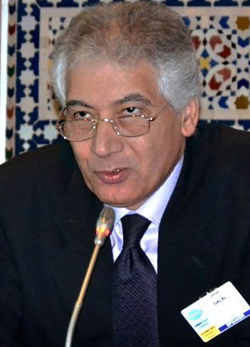 Ahmed Galal, is President of Femise and Managing Director of the Economic Research Forum in Egypt. (Photo F. Dubessy)