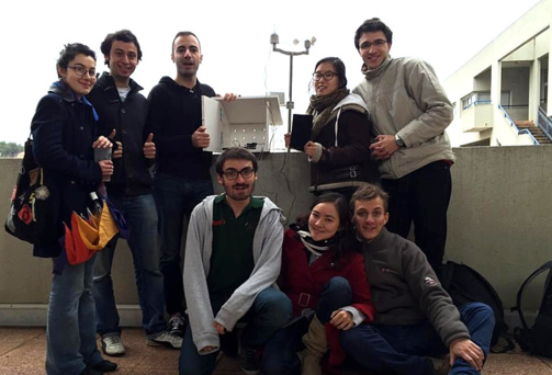 Central Marseille students (photo RMEI)