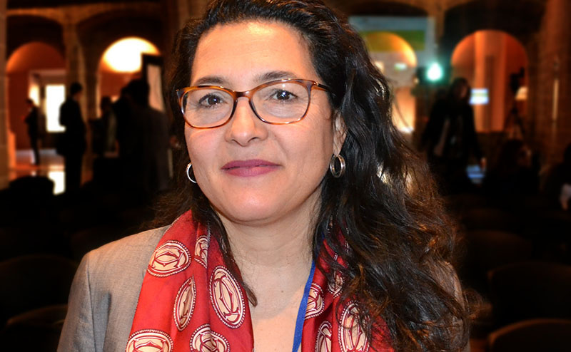 Houda Ben-Jannet Allal, DG of the OME. Photo FD