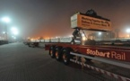 Fruit and vegetables on track to win over the English Channel