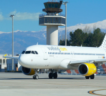 Vueling positions itself for the first time on domestic flights in France