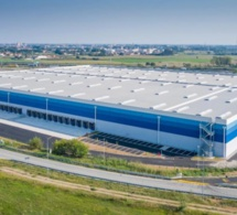 GSE delivers a 48,200 m² logistics platform in Lombardy