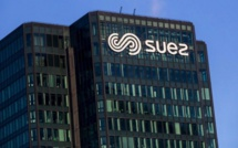 The Suez group is worried about its competitor Veolia's entry into its capital