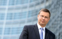 Valdis Dombrovskis becomes European Commissioner for Trade