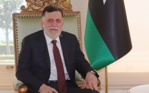 Libya's head of the National Accord government to step down