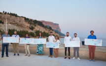 Six Challenge My Med start-up winners innovate to protect the Mediterranean and its coastline
