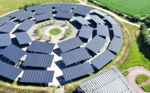 Photosol finances the construction of nine photovoltaic power plants in France