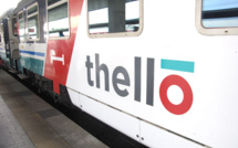 Threats to close the Thello Marseille-Nice-Milan railway line