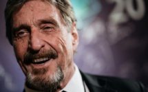 On the run to Turkey, John McAfee arrested in Barcelona