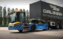 Gaussin and Faurecia join forces in logistics and port handling