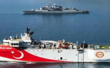 Turkey resumes its hydrocarbon explorations off the Greek island of Kastellorizo