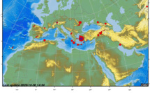 Turkey and Greece victims of several earthquakes followed by mini tsunamis