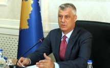 Kosovo President resigns after being indicted for crimes against humanity