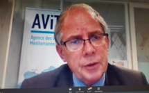 """The virus did not win against the ports"", says Bernard Valero, Avitem's general manager"
