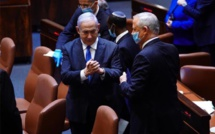 Dissolution of the Israeli parliament due to lack of agreement on the budget
