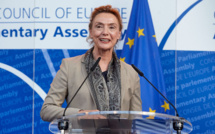 Croatian woman at the head of the Council of Europe
