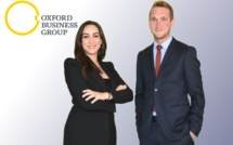 Oumnia Boualam takes over as CEO of Oxford Business Group Morocco