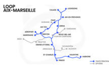 The CCI estimates that the loop linking Marseille to Aix-en-Provence can be operational in 2030