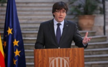 The European Parliament lifts the immunity of the former President of Catalonia Carles Puigdemont