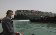 Bailing out Ever Given frees up Suez Canal traffic